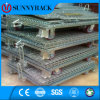 Galvanized Foldable Wire Mesh Cage with Ce Certification