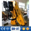 High Efficiency 5t Pedestal Used Marine Deck Ship Vessel Crane