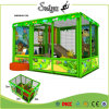 Environmental Material Top Quality Kids Indoor Mini Playground for Sale