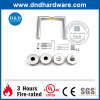 Door Hardware Ss Lever Handle with Ce Certification (DDPL007)
