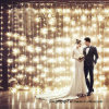 Waterproof 6*3m 600LEDs LED Curtain Light Icicle Light