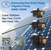 500W-1500W High Pressure DC Solar Pool Pump, Irrigation Pump