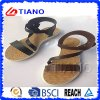 Spiral Side Comfortable Women′s Flat Sandals (TNK50042)