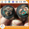 UL Certificate 600V Oil Resistance Epr Insulation CPE Sheathed 3 Core 12 AWG 10 AWG 8 AWG Soow Cable