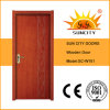 Entrance Safety Luxury Solid Wood Composite Door with Painted (SC-W101)