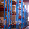 Double Depth Warehouse Structure Storage Steel Pallet Rack