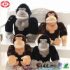 Muscle Gorilla Cute Stuffed Cotton Plush Kids Monkey Toy