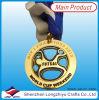 Fashion Metal Souvenir Medal for Kids with Match Color Medal Hanger