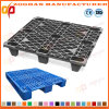 New Stackable Deck Rackable Grid Surface Plastic Tray Pallet (Zhp9)