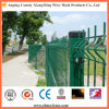 Beautiful and Security Vinyl Fence (XM-wire fence1)