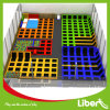 Jumping Box Indoor Trampoline with Air Bag