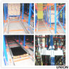 Radio Shuttle Pallet Racking System in Warehouse