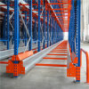 Convenient Steel Radio Shuttle Pallet Racking for Warehouse Storage System