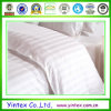 Hotel Supplies Wholesale Hotel Collection Sheet Sets/Hotel Bed Set Duvet Cover/3cm Whte Stripe Used Hotel Bedding Sets