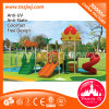Castle Children Slide Plastic Outdoor Playground Slide