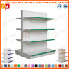 Sale Customized Steel Double Sided Supermarket Shelving (Zhs506)
