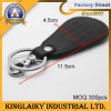 Fashion Durable Leather Keychain for Promotion (KKC-09)