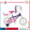 2016 Pink Princess Girls 4 Wheel Bicycle 12 14 16 20 Cheap Purple Kids Bike Children Bicycle Sale