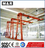 0.75 Ton Half Portal-Type Crane with Low Price