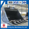 Rock Style Bucket for Sumitomo Sh280 Excavator with Certification