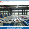 1450t Aluminium Profile Extrusion Machine in Profile Cooling Conveyor Tables/Handling System Conveyor