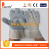 Ddsafety 2017 Cow Split Leather Without Lining Double Leather Glove