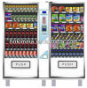 Beverage Vending Machine with Refrigerator System