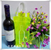 Colorful Translucent Plastic Gift Bag & Handbags
