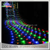 1.5m X 1.5m Decorated Christmas Tree Colorful LED Net Lights