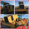 Used Front-Discharge Yellow-Paint Cat3306/175kw-Diesel-Engine 3~5cbm/22ton Caterpillar 966g Wheel Loader