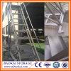 Warehouse Detachable Rolling Safety Platform Ladder