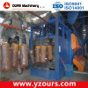 Automatic Powder Coating Line with Overhead Conveyor for Metal Products