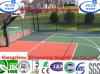 Multipurpose Interlocking Backyard Basketball Court Floor