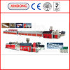 PVC Corrugated Wave Sheet Extrusion Production Line