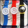 Hot Sale Silicone Quartz Geneva Watch for Ladies (DC-1066)