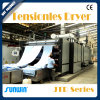 Tensionless Dryer for Knit Fabrics