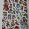 Coating Paster, Phone Cartoon Paster for Kids