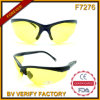 SG-11 Special Designed Temples Plastic Half Frames Night Driving Lens Safety Goggle