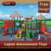 En1176 New Design Kids Theme Park Outdoor Playground Slide (X1434-9)