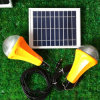 2015 New Solar Lamp with Remote Controller/Dimmable Brightness