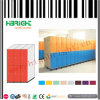 Padlock ABS Plastic Storage Locker for Personal Belongings