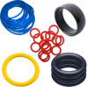 Waterproof Silicone Rubber Sealing O Ring Manufacturer