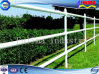 Galvanized/Painted Steel Fence Made of Tube