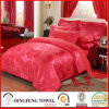 Fashion Poly-Cotton Jacquard Bedding Set Df-C158