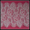 Elastic Eyelash Lace for Bed Sheet/Underwear/Tablecloth/Curtain