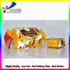 Yellow Printed Special Candy Design Shape Packaging Box