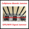 6bands Powerful Cellphone Jammer GPS Jammer