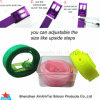 Fashion Silicone Belt with Plastic Buckle (XXT 10118-1)