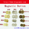 18mm/14mm Dia Magnetic Button Bag Clothe Purse Snap