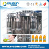 Twist Metal Cap Bottle Washing Filling Machine
